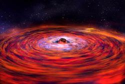 Астрономы обнаружили на практике эффект искривления пространства-времени