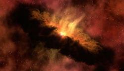 Астрономы вновь обнаружили воду в дальней звездной системе