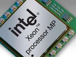 На следующей неделе Intel представит самые мощные 4-ядерные Xeon MP