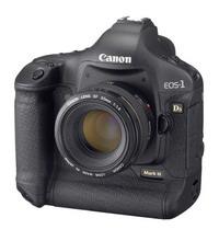 Canon 1Ds Mark III - анонс монстра