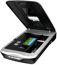 Epson анонсирует первый в мире LED-сканер