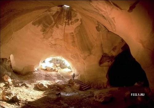 Пещеры (9 фото)