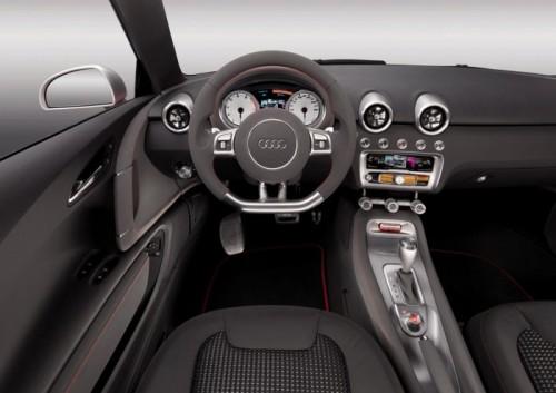 Audi A1 Concept - фотообоины