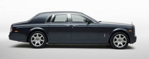 История успеха Rolls-Royce Phantom