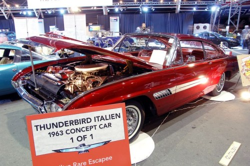Ford Thunderbird Italien Concept  был продан за 600 000$