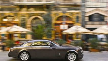 Rolls-Royce Phantom Coupe (49 фото)