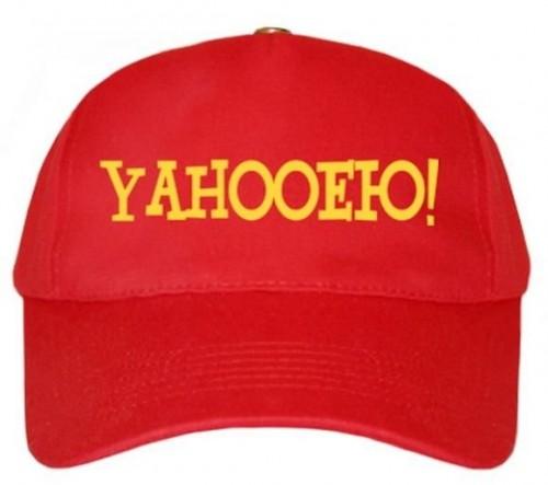 Надпись на кепке