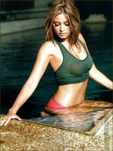 фотосессия Holly Valance (10 фото)
