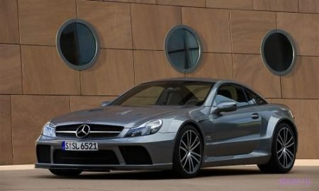 Mercedes-Benz Black Series 65 от AMG