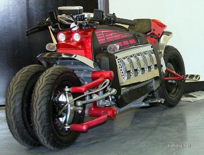 Как сделать мощным мотоцикл