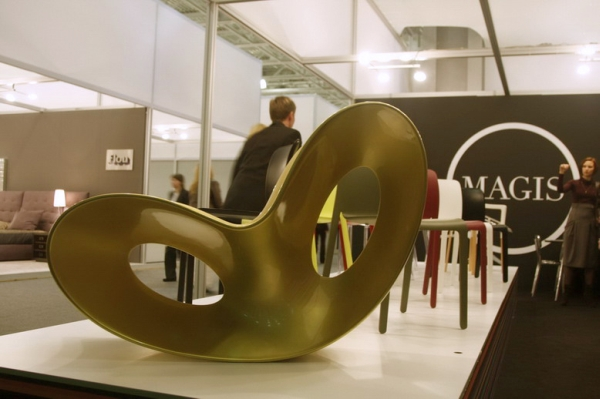 Sitzbank Design Magis Ron Arad