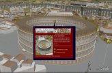 Anciet Rome 3D - модель древнего Рима в Google Earth