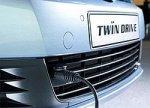 Концепт VW TwinDrive Golf VI