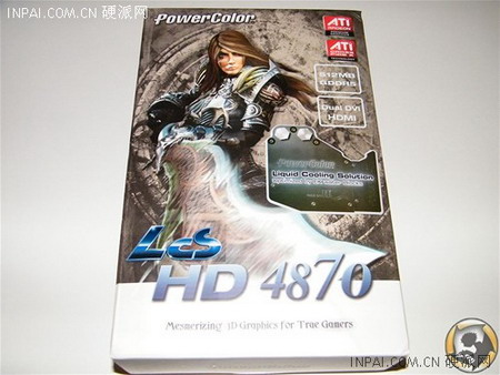 PowerColor LCS HD4870