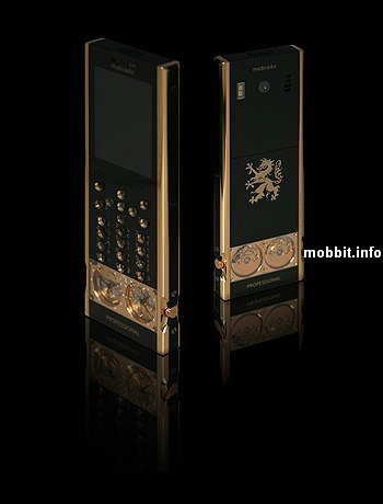 Mobiado Professional 105GMT Gold