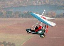 Сконструирована машина-самолет