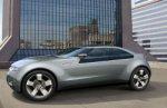Chevrolet Volt - электробензиновый автомобиль