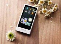 Samsung представил новый широкоэкранный  плеер P3 с  EmoTure