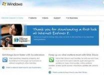 Internet Explorer 8 - версия интернет-браузера от  Microsoft