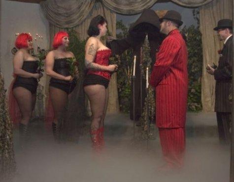Казусы на свадьбе эротические