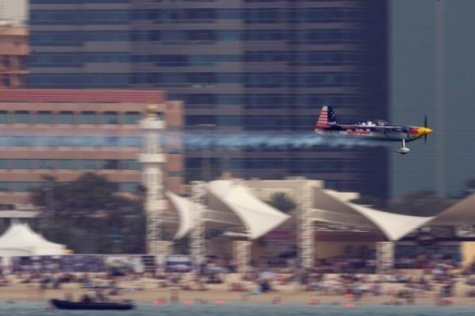 Red Bull Air Race в Абу-Даби