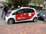 i-Miev - новый электромобиль от Mitsubishi Motors