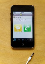 Apple выпустит iPod Touch с камерой и микрофоном