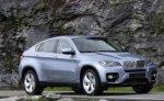 BMW готовит к выпуску внедорожника X6