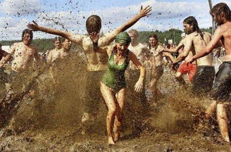 фото фестиваль голых