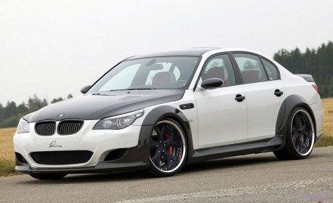 BMW M5 CLR 730 RS LUMMA Design