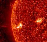 """""""Солнечные цунами"""" обнаружены астрономами"""