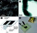 Разработаны батарейки из бумаги и соли