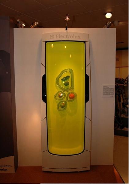 Biorobot - холодильник из биополимерного геля