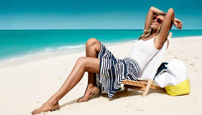 Что носить на пляж