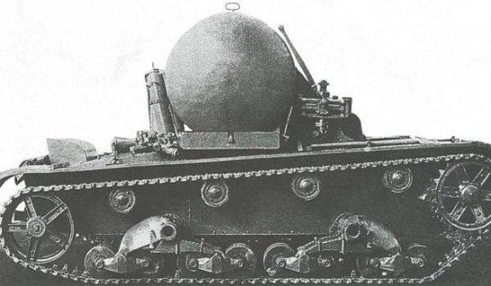 Самые необычные танки