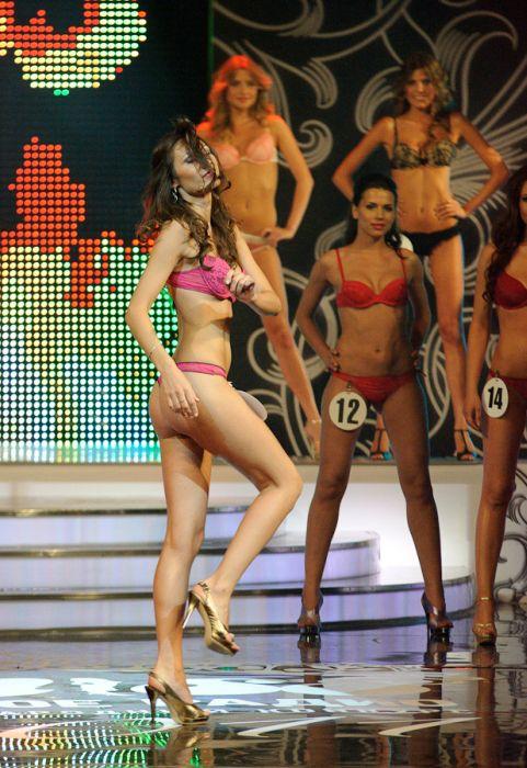 Конкурс красоты Мисс Русское радио (22 фото). Большая грудь. Большие член