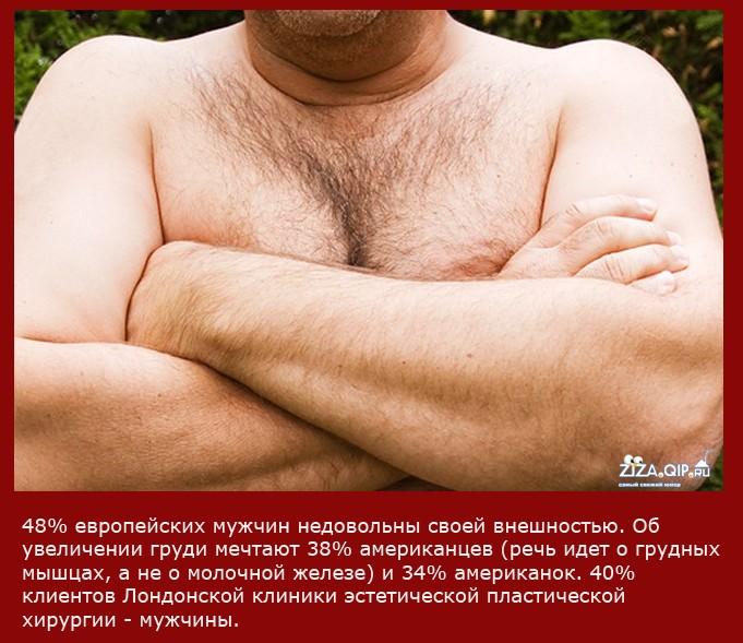 Можно накачать и увеличить объем груди