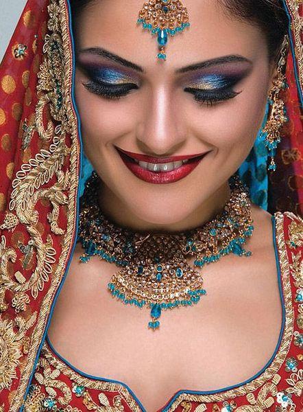 Индийские невесты (фото)