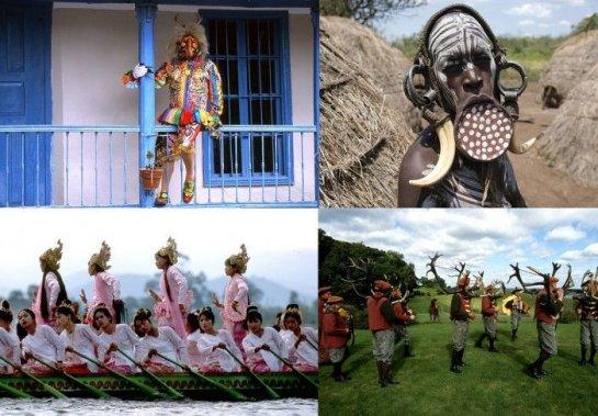 Самые странные праздники и фестивали мира