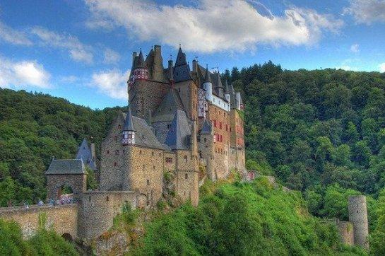 3 самых известных и красивейших замка Германии
