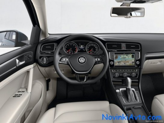 Volkswagen Golf 2013 (фото)