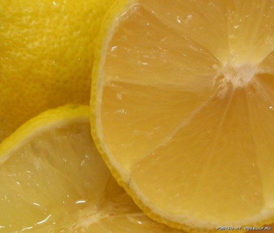 Факты о лимоне (+фото)