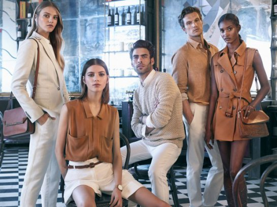 Коллекция Massimo Dutti: 689 5th Avenue Limited
